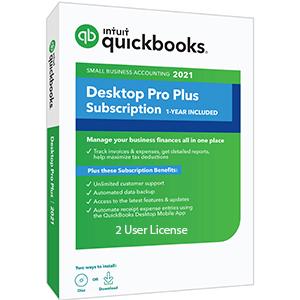 QuickBooks Desktop Pro Plus